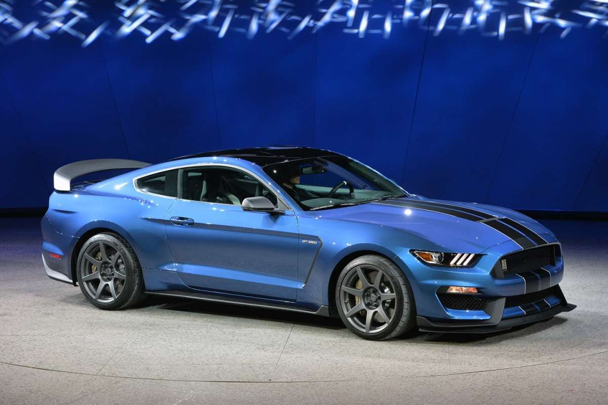 Ford Mustang GT350R Shelby