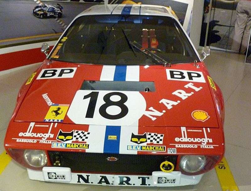 308 GT4-LM