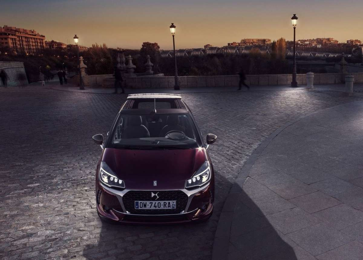 DS 3 Cabrio 2016 restyling
