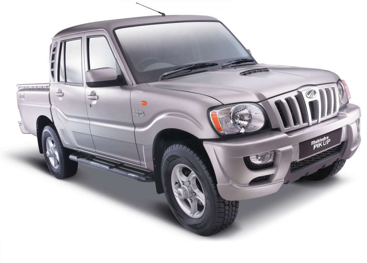 Mahindra Goa Pick Up muso