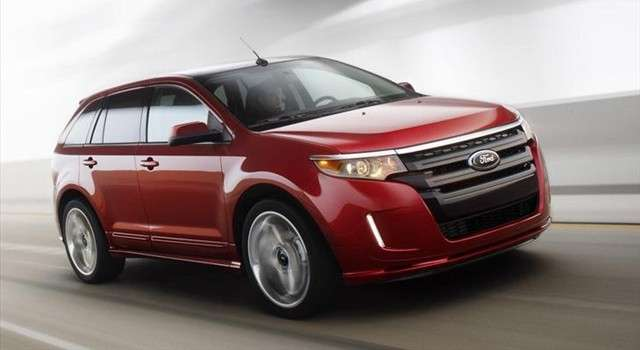 Ford Edge MY 2013
