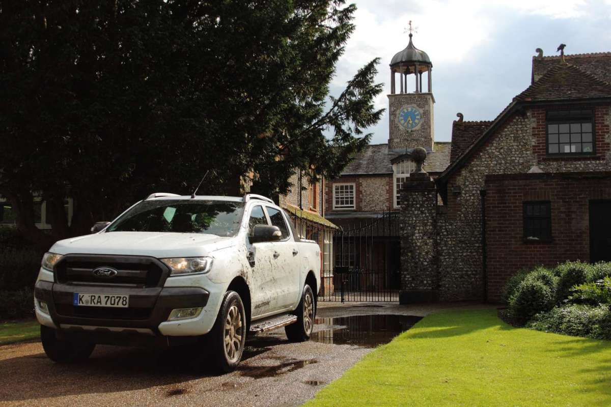 Ford Ranger, offroad