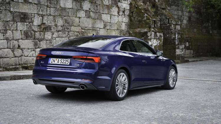 Audi A5 nuovo look