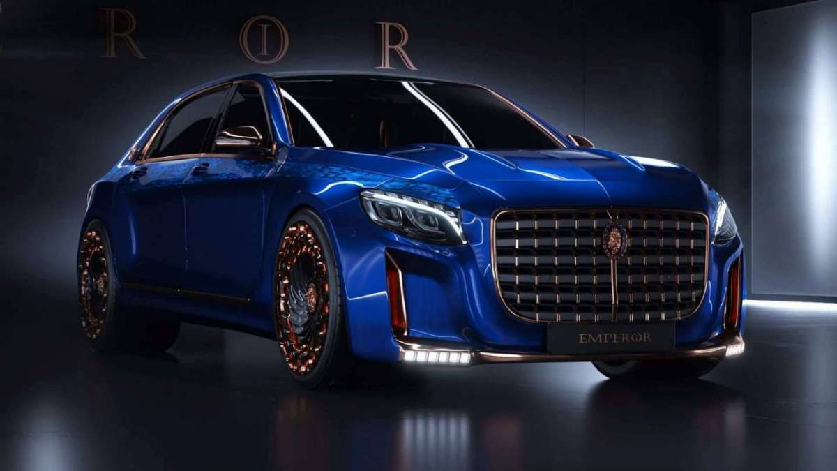 Mercedes Maybach Classe S by Scaldarsi Motors