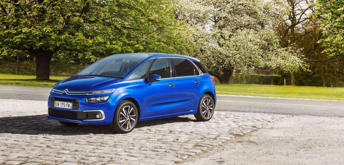 Citroen C4 Picasso restyling 2016