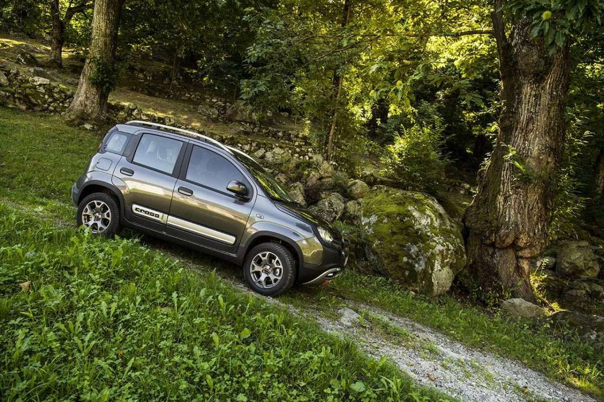 Fiat Panda Cross MY 2017 opinioni
