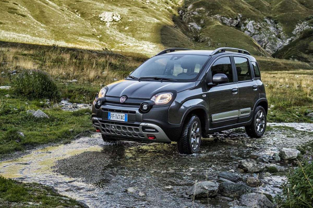Fiat Panda Cross MY 2017