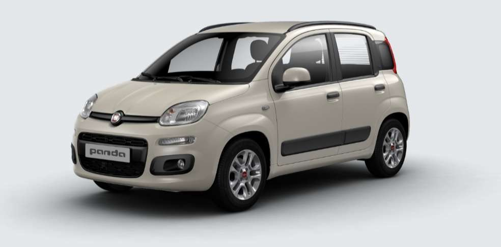 Fiat Panda MY 2017 Lounge color Beige Cappuccino