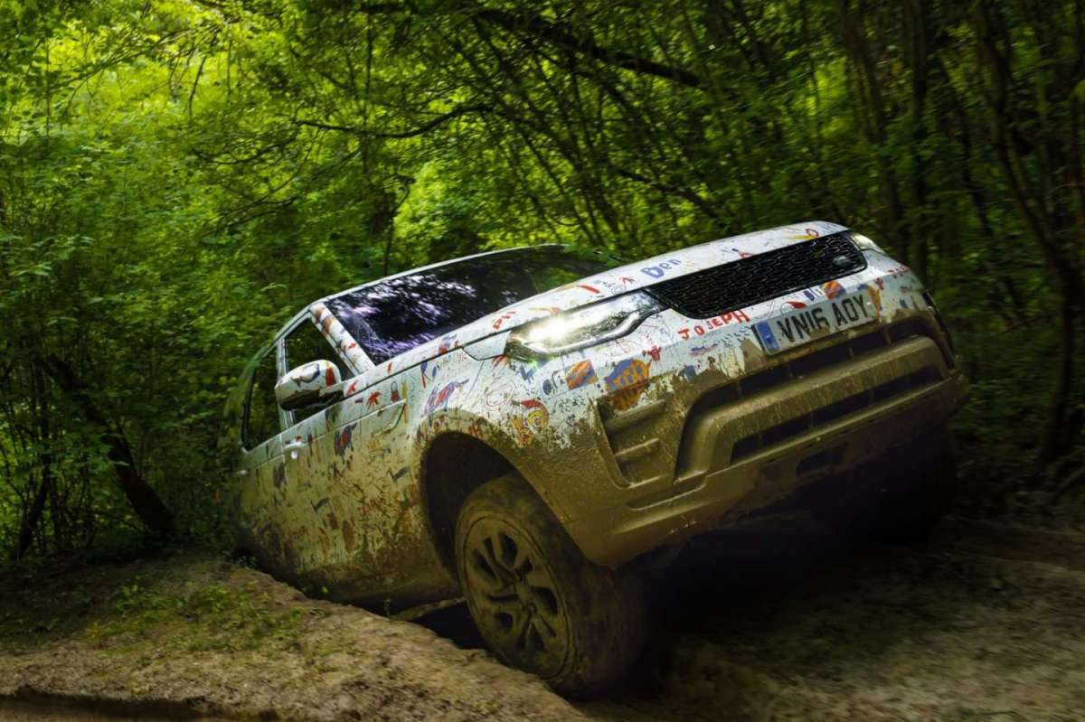 Nuova Land Rover Discovery 2017
