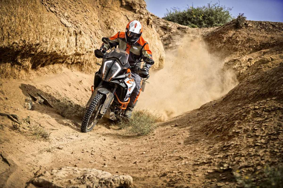KTM 1290 Super Adventure R MY 2017 muso