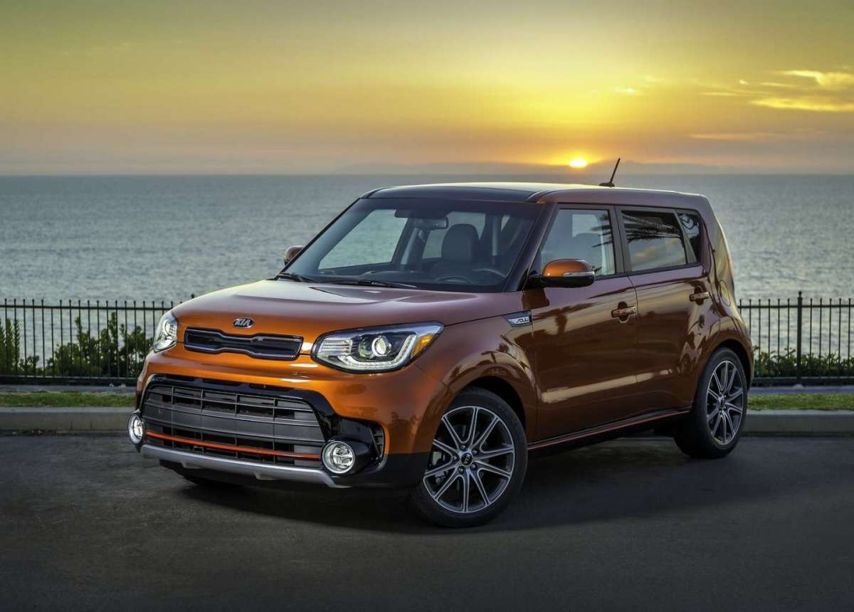 Kia Soul turbo 2017