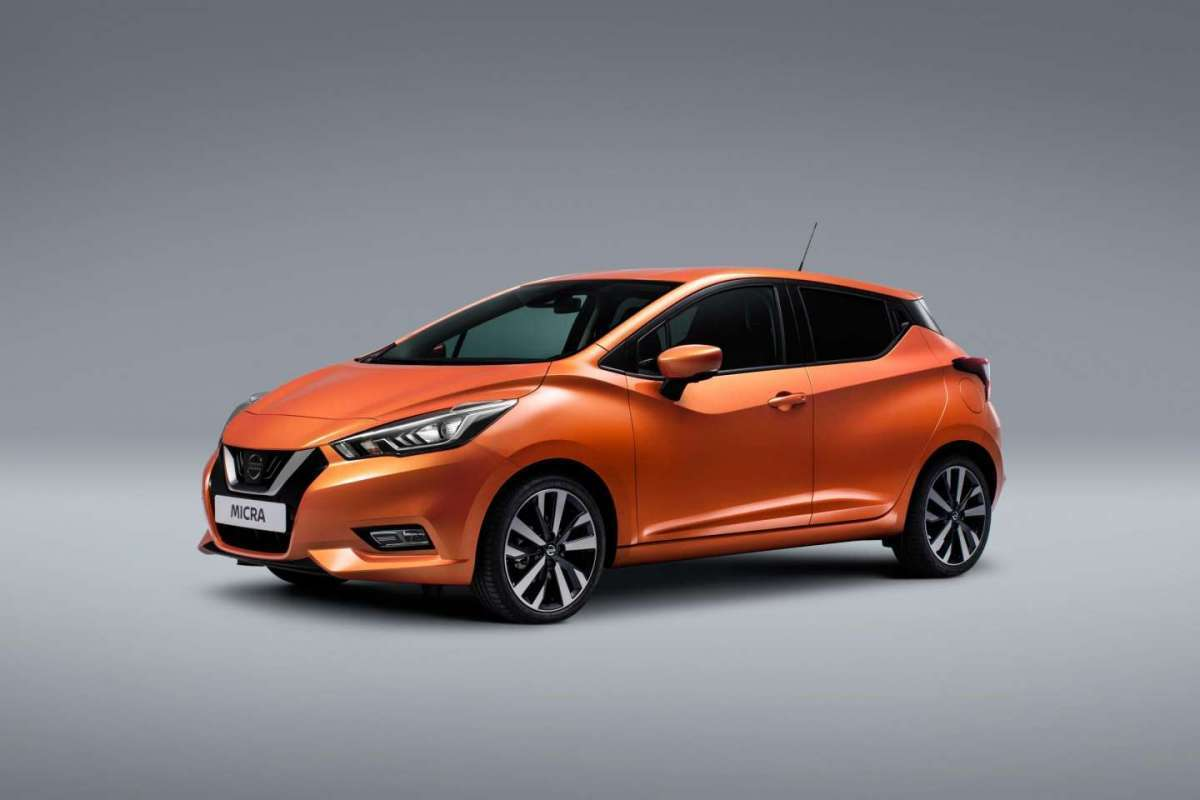 Nuove Nissan 2017
