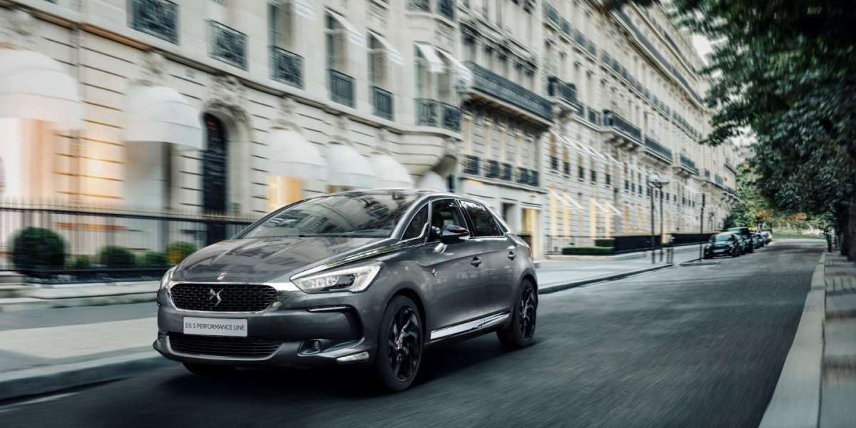 DS5 Performance Line frontale