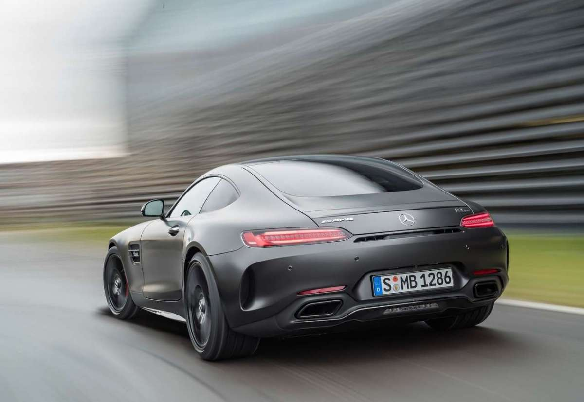Mercedes AMG GT C Coupe 50 Edition, scheda tecnica