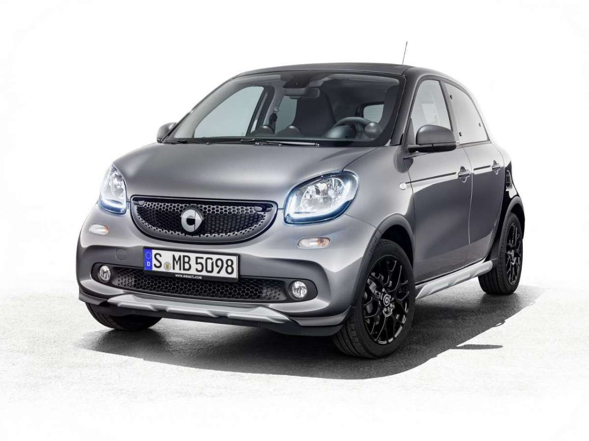 Smart ForFour CrossTown