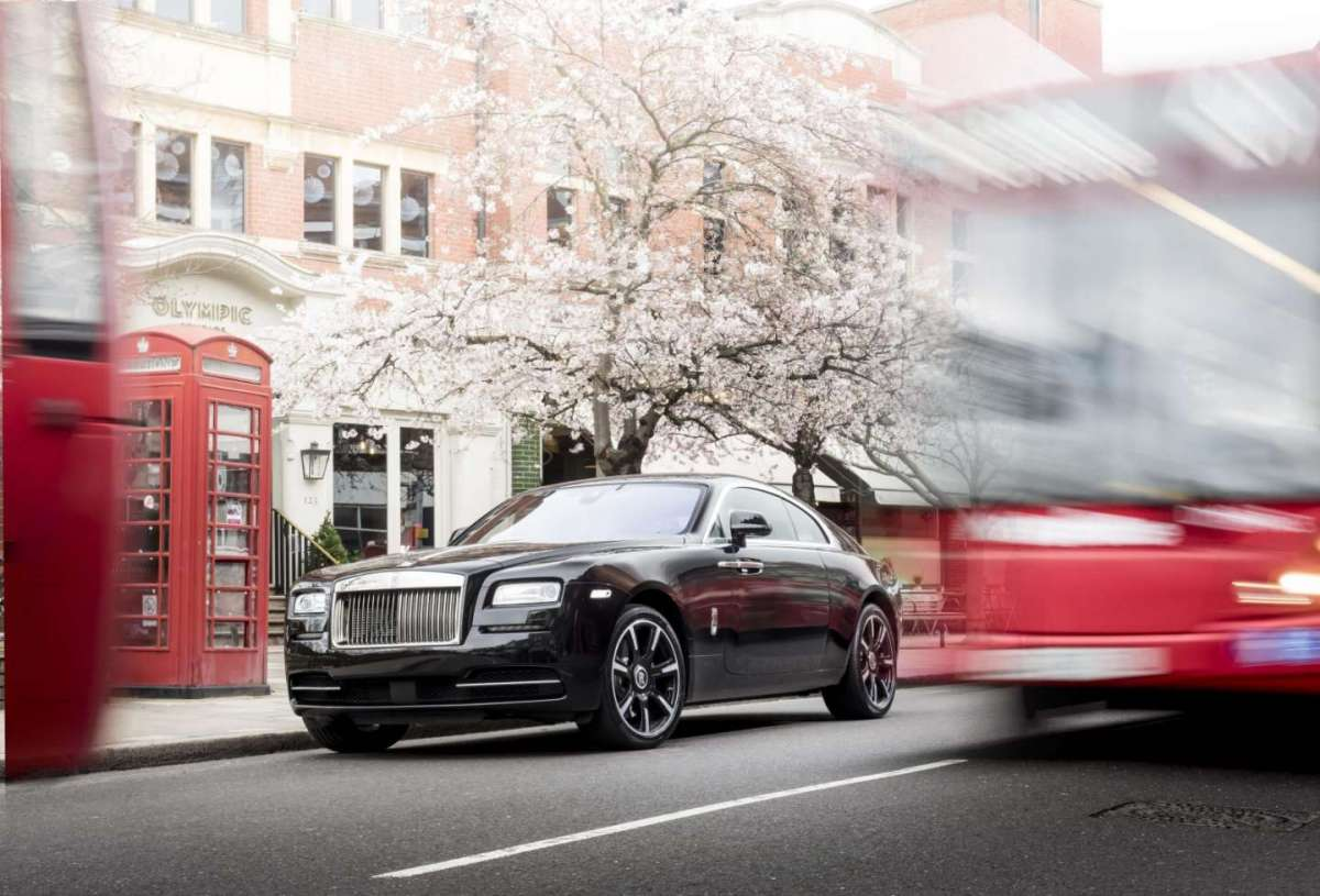 Caratteristiche di Rolls Royce Wraith Inspired by Music