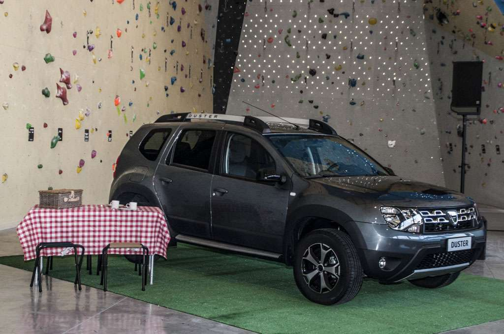 Dacia Duster Brave design