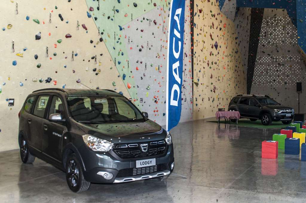 Dacia Lodgy Brave design