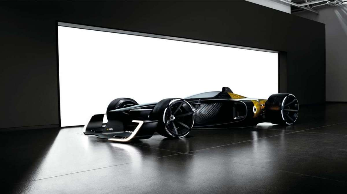 Renault RS 2027 foto ufficiali