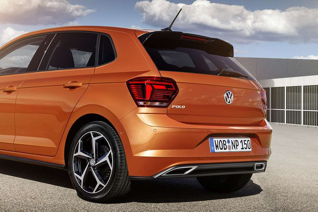 Nuova Volkswagen Polo Highline