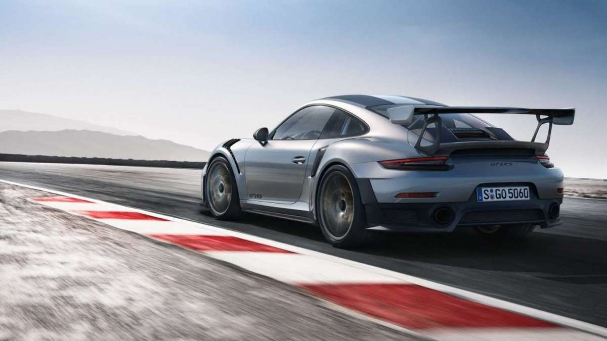 Posteriore 911 GT2 RS 2018
