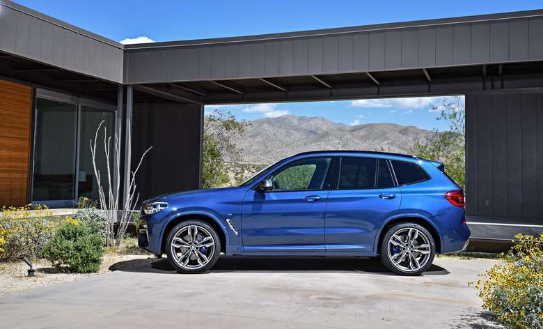 BMW X3 Francoforte