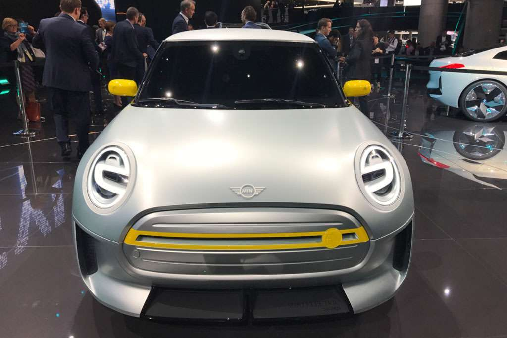 Mini Electric Concept anteriore