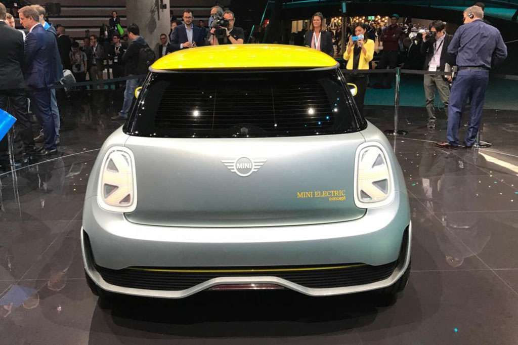 Mini Electric Concept coda