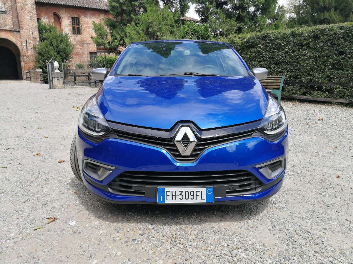 Renault Clio GT Line 2017 frontale