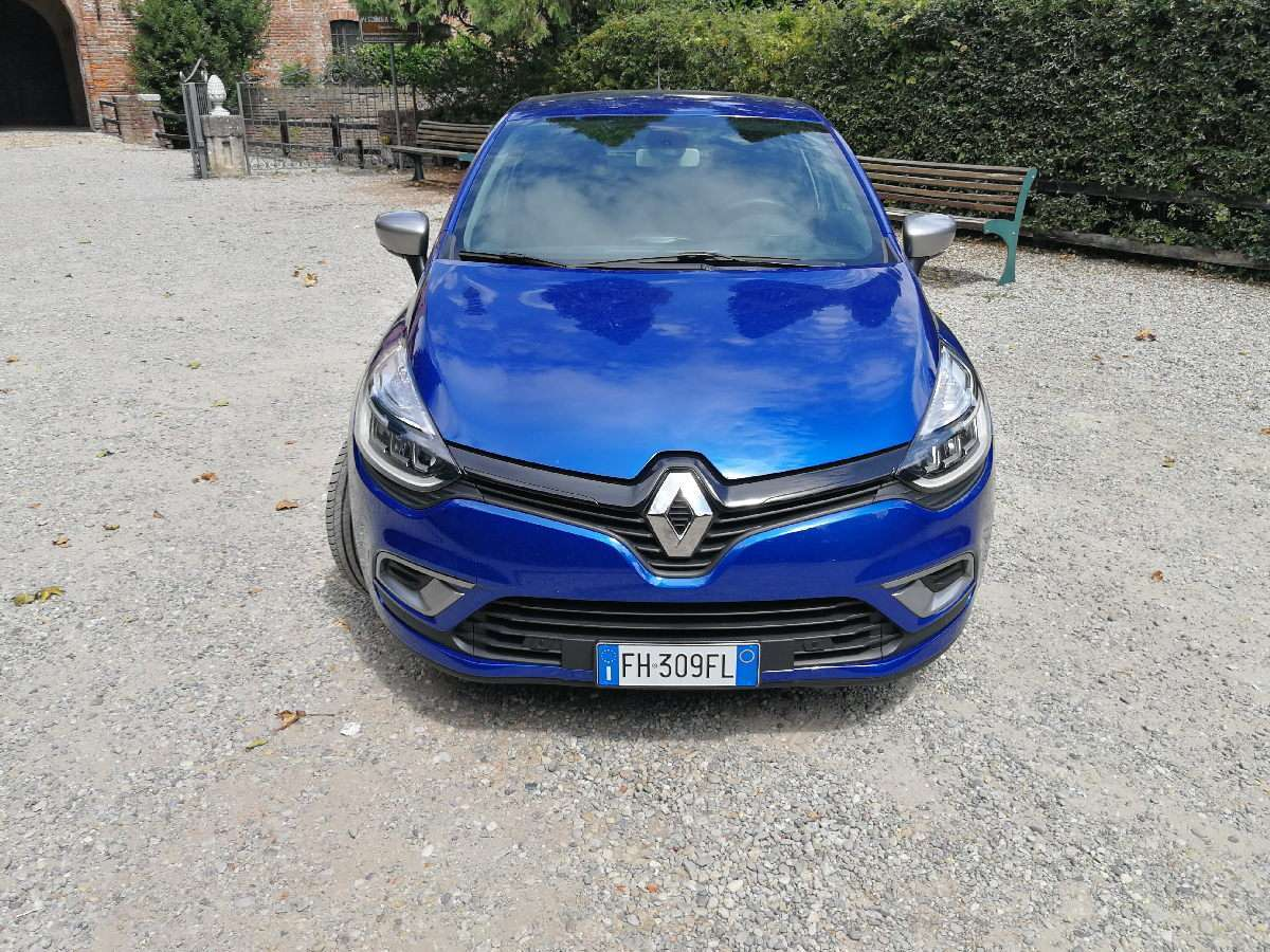 Renault Clio GT Line 2017 muso