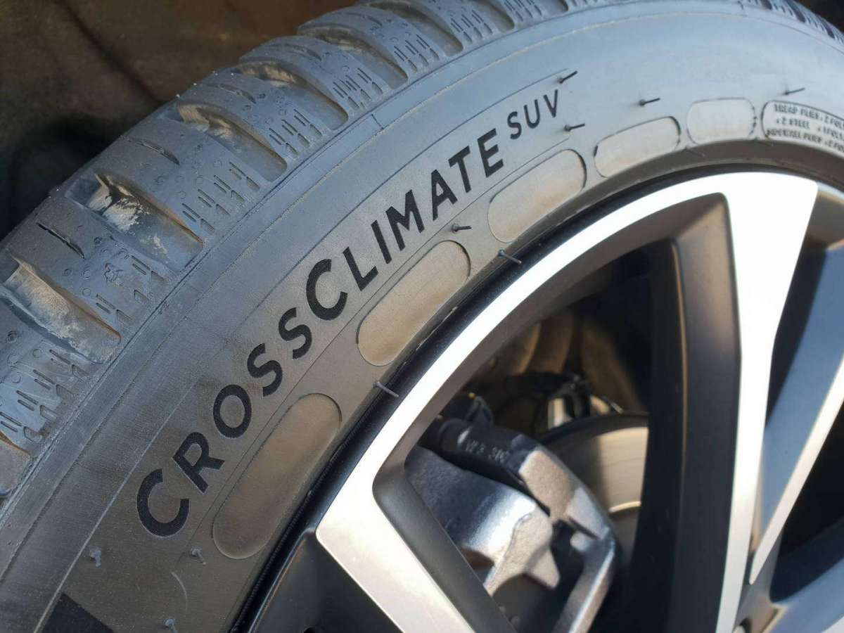 Michelin CrossClimate SUV fianco e nome commerciale