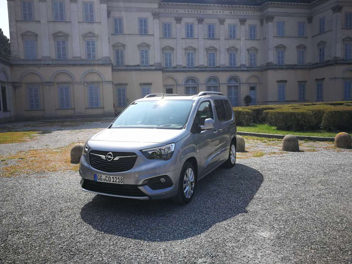 Opel Combo Life 2018: test drive