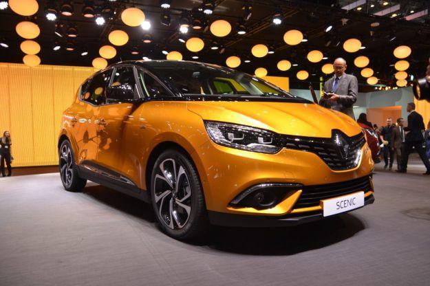 Nuova Renault Scenic 2017: prezzi, dimensioni e motori [FOTO]