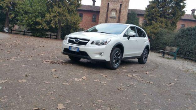 Subaru XV: prezzo, dimensioni e prova su strada del crossover [FOTO]