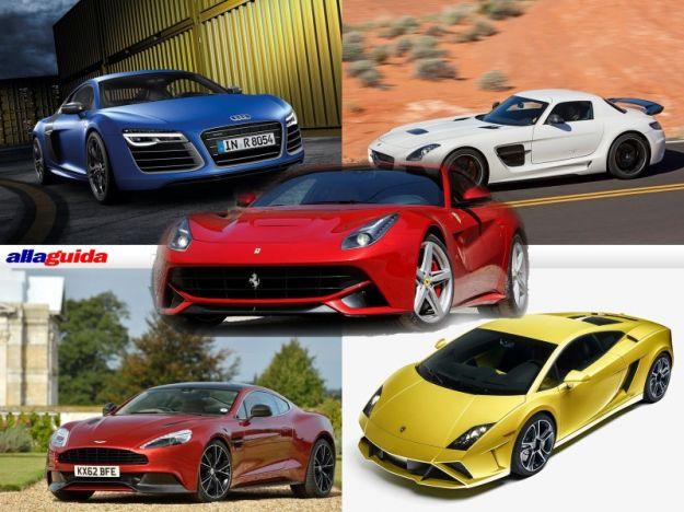 supercar 2012