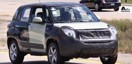 """Fiat 500X e """"Pandone"""" nel segmento B, i crossover di Fiat [FOTO]"""