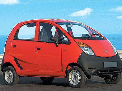 Tata Nano: eccola anche in Italia, ma non a 1.700 euro!