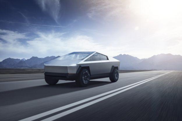 Tesla Cybertruck, il pickup futuristico ed elettrico di Musk fa già discutere