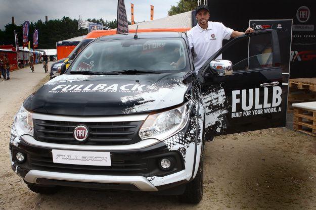 Fiat Professional all'MXoN a Maggiora 2016: un weekend in compagnia di Fullback [FOTO]