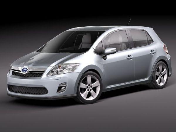 Toyota Auris 2012, la nuova versione sarà realizzata in Europa