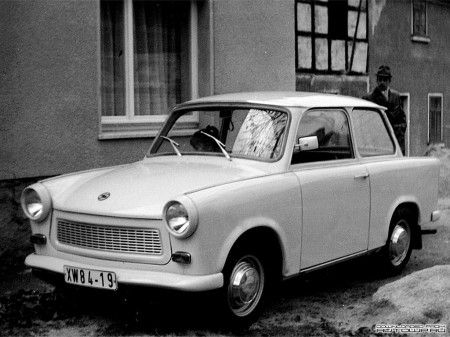trabant 601 1963