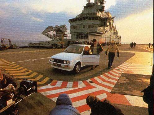 Citroën Visa GTi: il debutto spettacolare del 1985