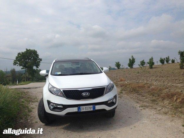 Kia Sportage: prova su strada, prezzo, motori GPL e diesel [FOTO e VIDEO]