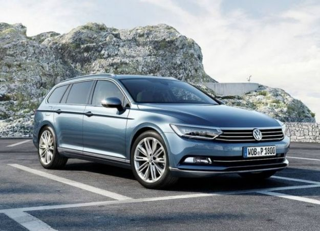 Nuova Volkswagen Passat Variant 2017: misure e scheda tecnica [FOTO]
