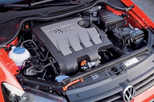 volkswagen polo motore diesel